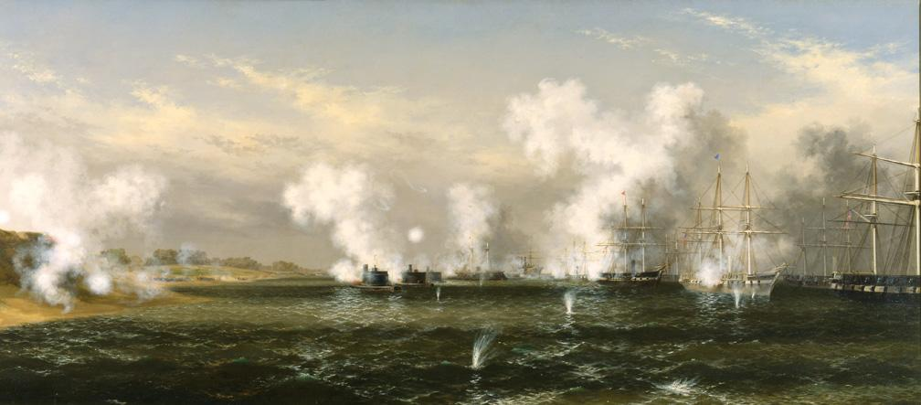 Final Assault upon Fort Fisher, North Carolina