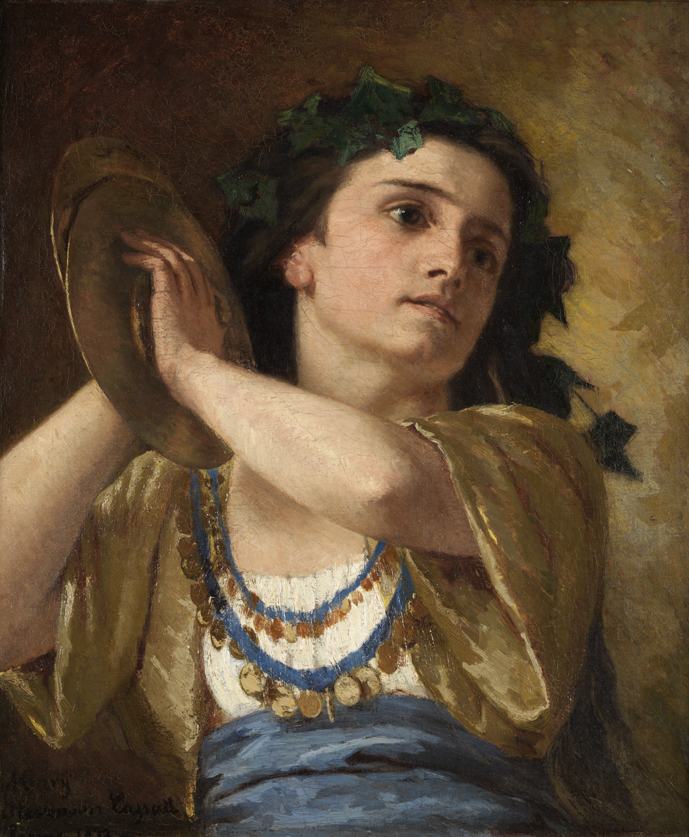 Bacchante Pafa Pennsylvania Academy Of The Fine Arts