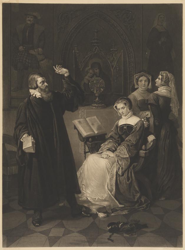 John Knox Wife