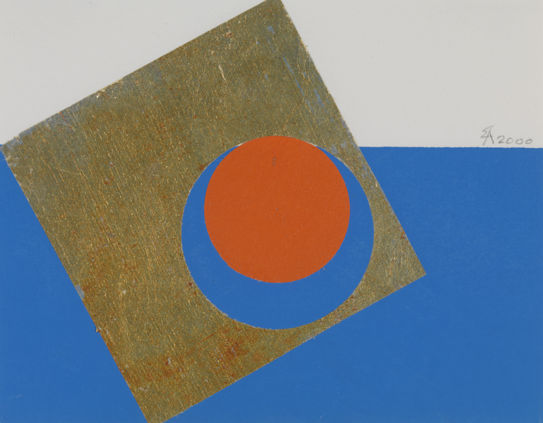 Untitled (Small Collage)