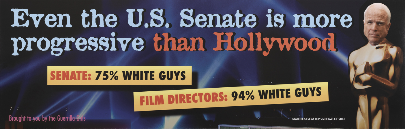 Even the U.S. Senate is More Progressive than Hollywood Update