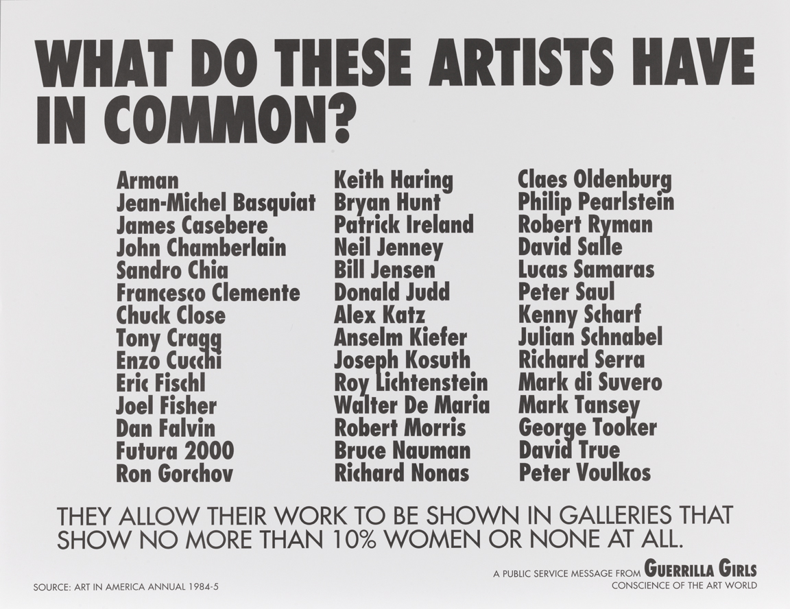What Do These Artist's Have In Common
