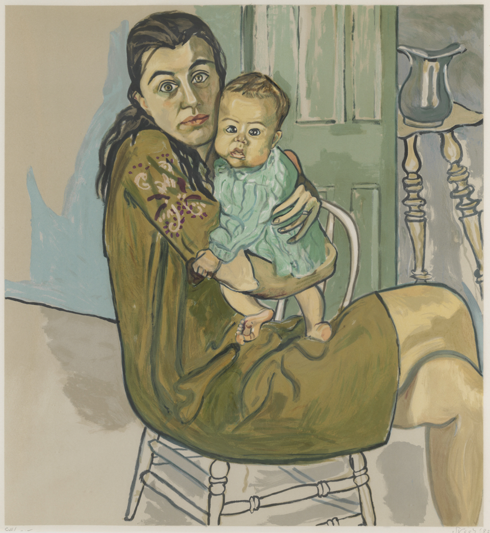 (Mother and child)