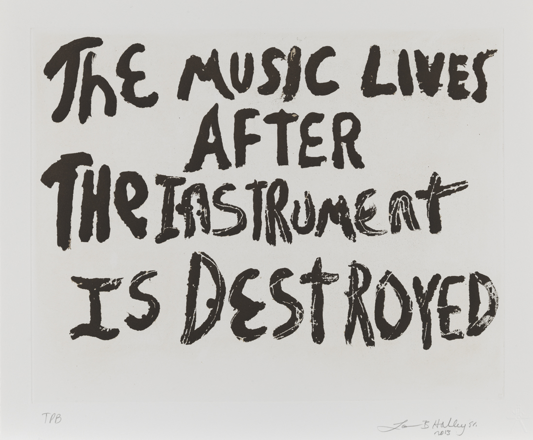 The Music Lives
