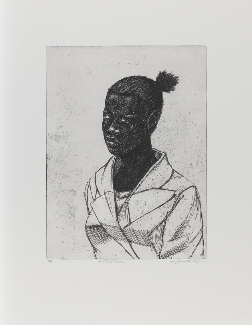 Untitled (Woman)