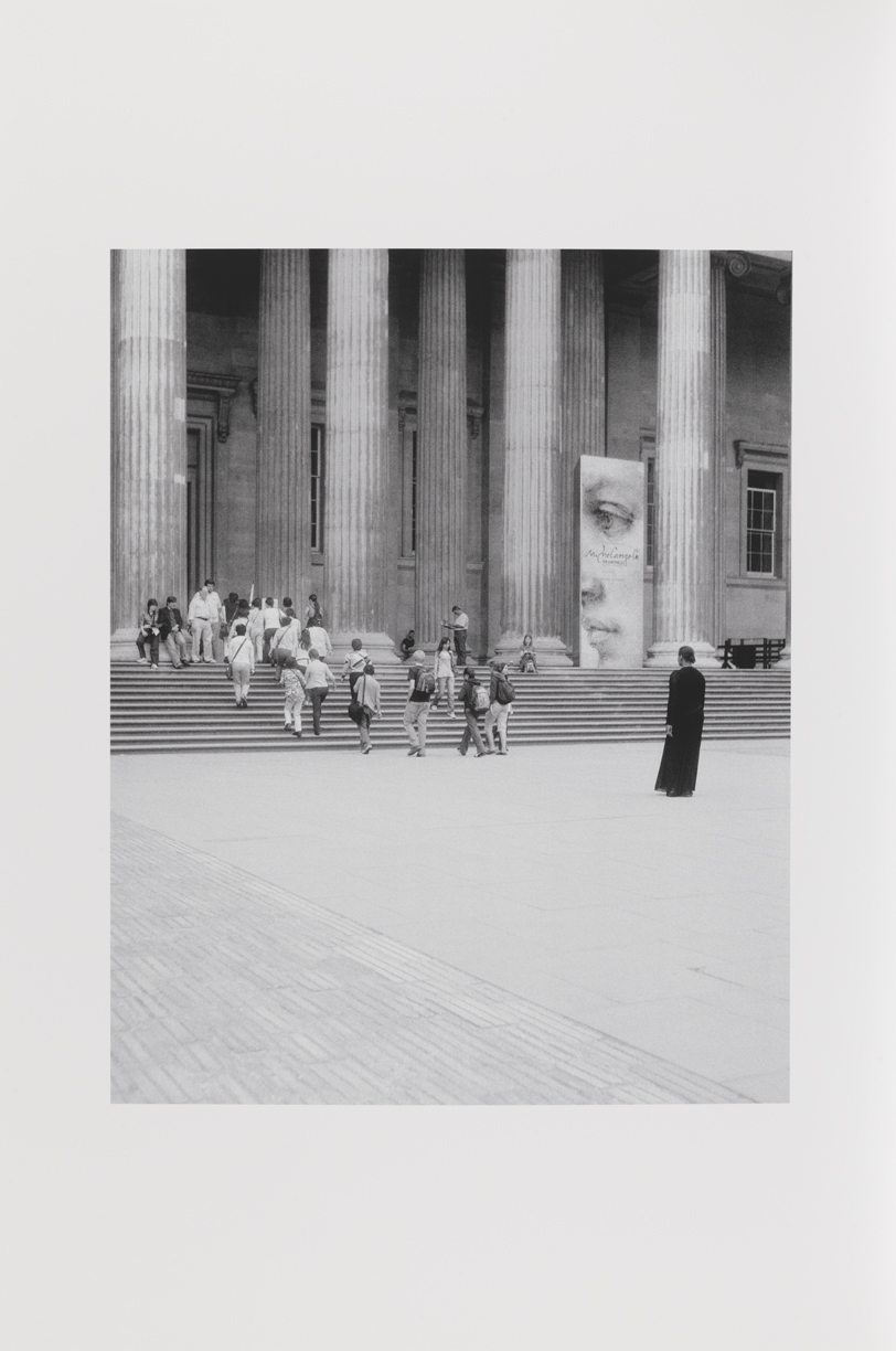 When and Where I Enter the British Museum, (Rivington Place Portfolio)