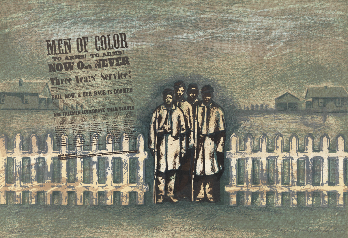 Men of Color to Arms