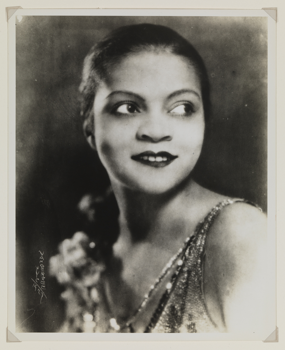 Florence Mills, singer & comedienne