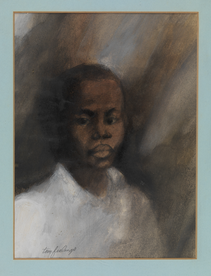 Untitled [Portrait of a boy]