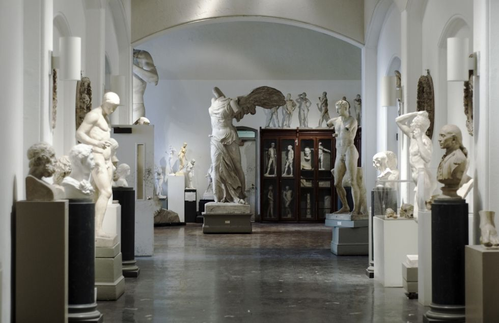 PAFA's Historic Cast Hall