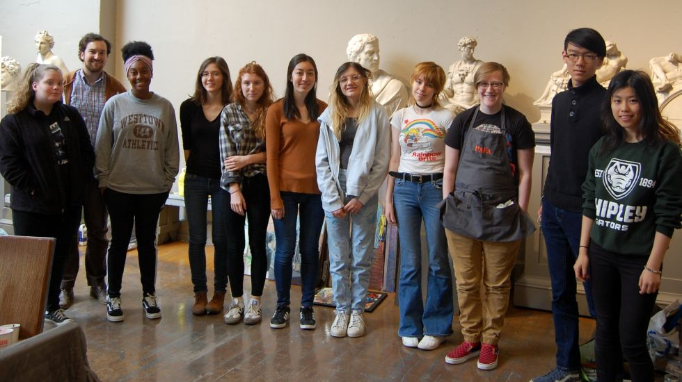 saturday classes for high school students pafa pennsylvania