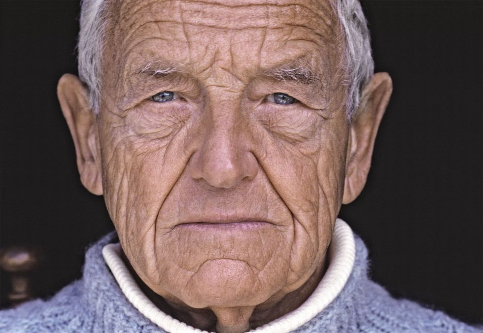 Image of Andew Wyeth.