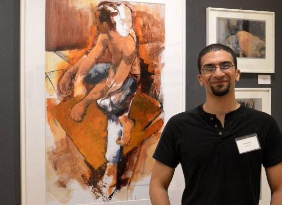 Mostafa Darwish (BFA '16).