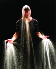 "Bill Viola, ""Ocean Without A Shore"" (2007). Video and sound installation, approximately 90 minutes."