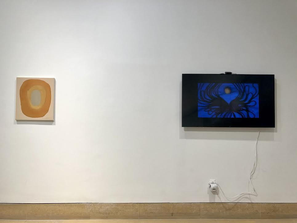 From Left to Right: Marley Parsons (MFA), Abbey Lakey (BFA/Certificate)