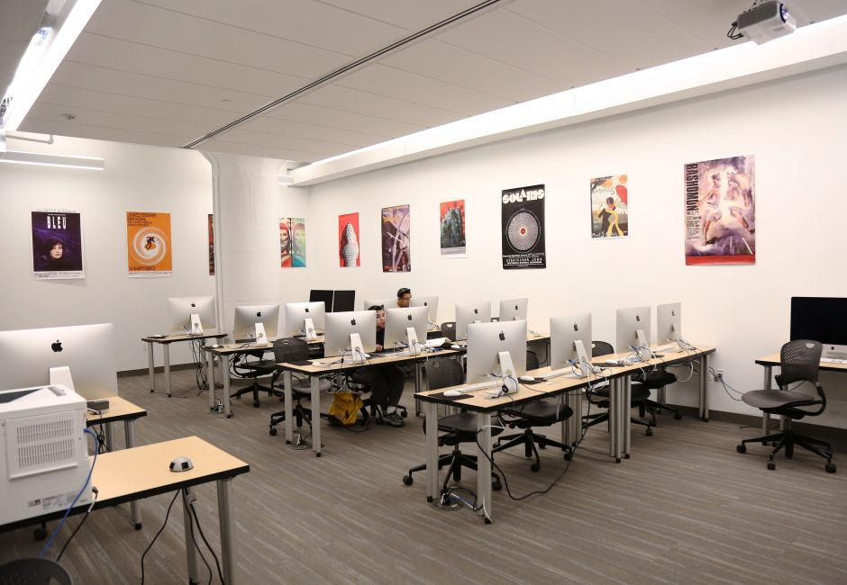 A new state-of-the-art media lab