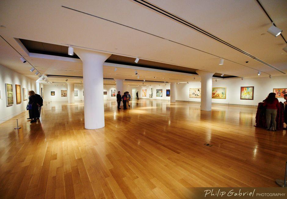 Annenberg Gallery, Samuel M.V. Hamilton Building