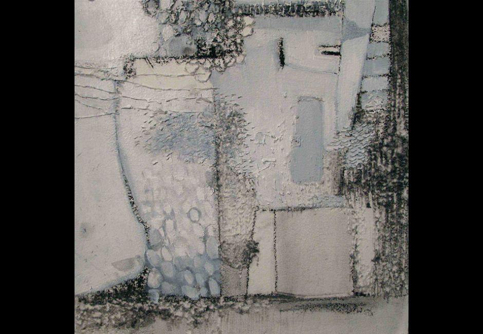 SaraNoa Mark, <em>Untitled</em>, mixed media, 10 x 11 in.