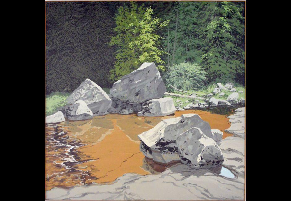 Cedar Breaks, Neil Welliver