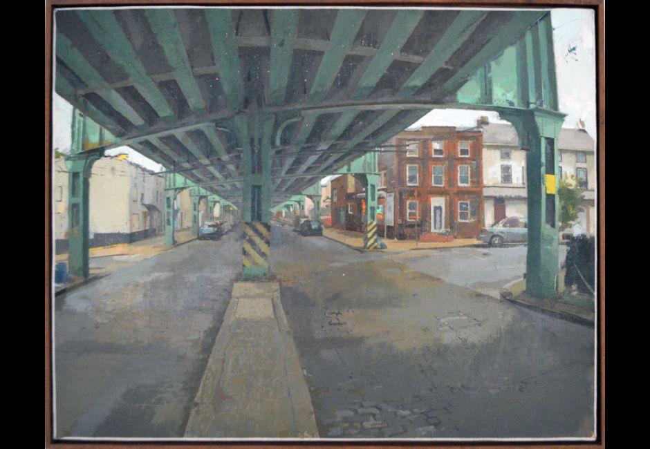 Cresson Street, Peter Van Dyck