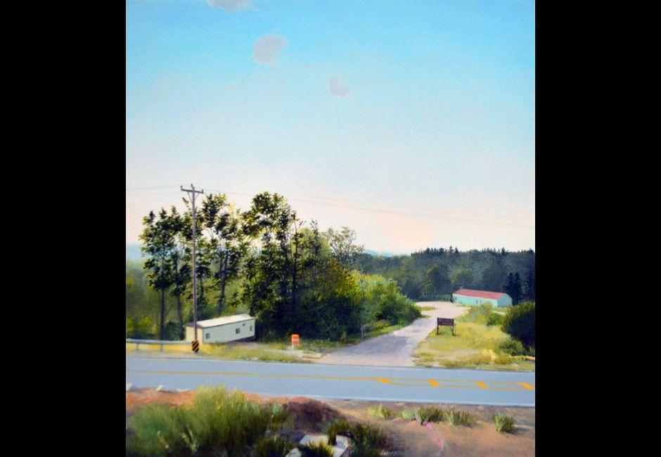 Enterance to Snooks Pond, Sara McCoubrey