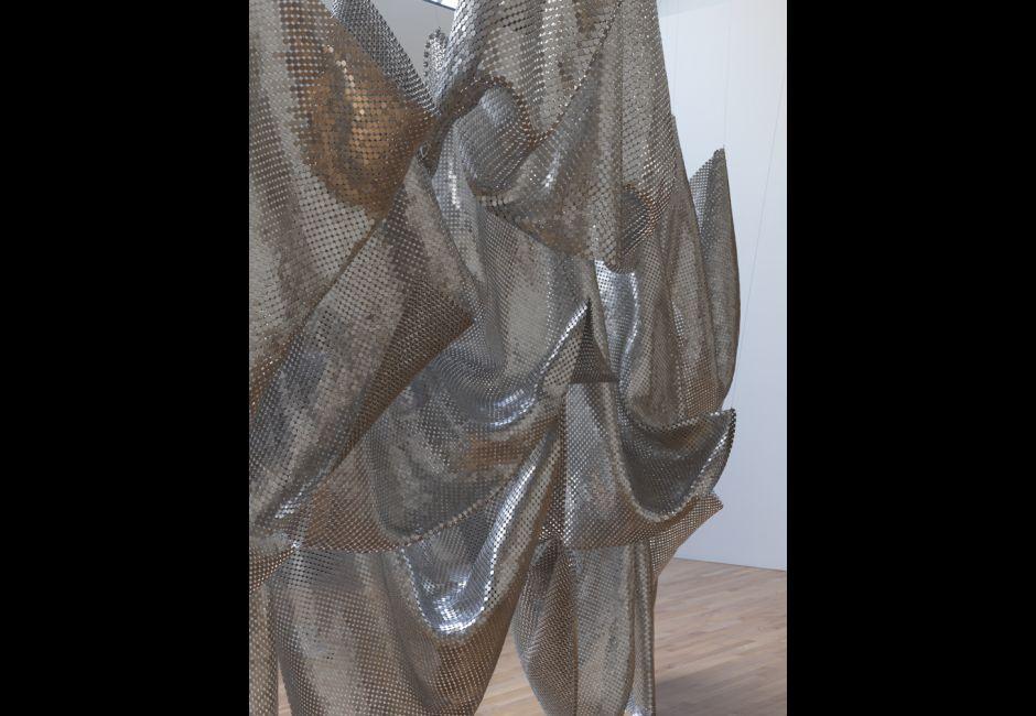 Alyson Shotz Plane Weave Pafa Pennsylvania Academy Of