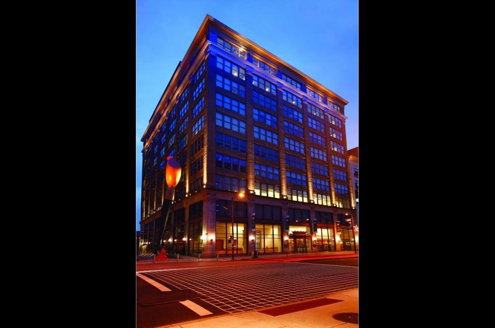 Samuel M.V. Hamilton Building