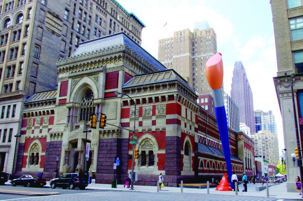 Historic Landmark Building