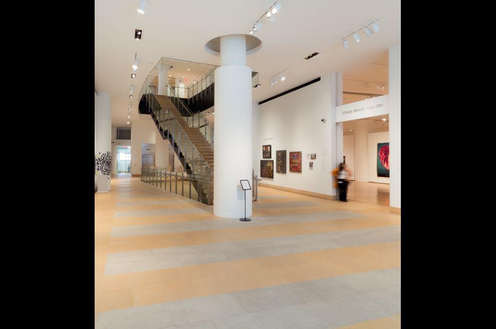 Samuel M.V. Hamilton Building, Maguire Gallery