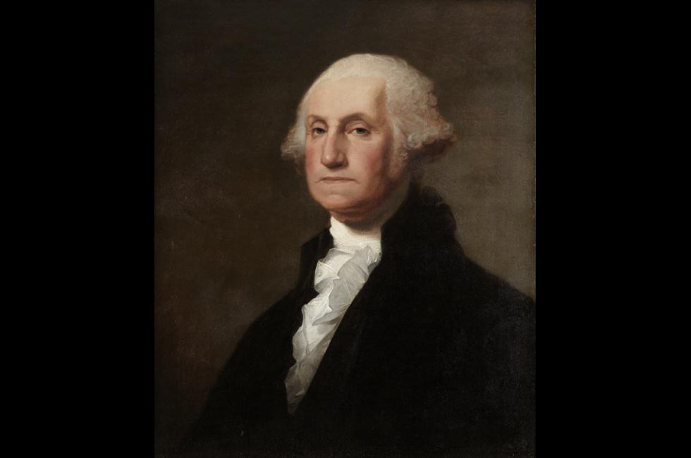 Gilbert Stuart,<em>George Washington</em>