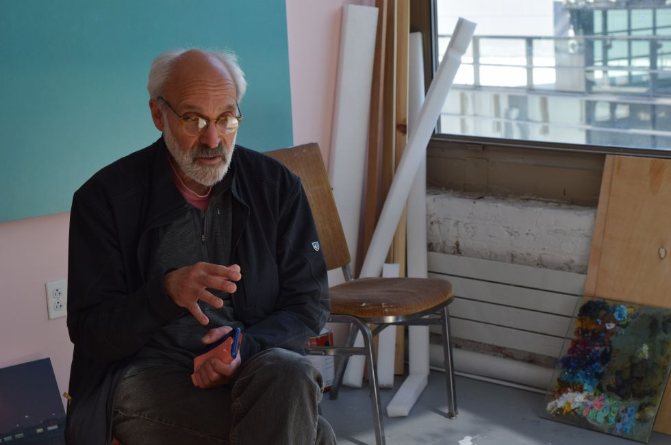 PAFA Faculty Stuart Shils.