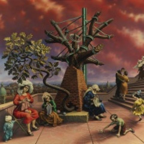 Peter Blume, Tasso's Oak, ADD