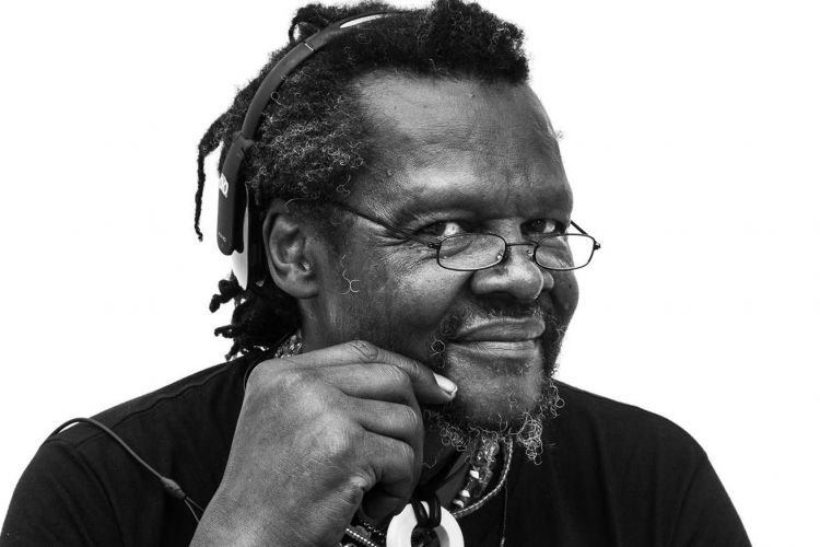 Portrait of the artist Lonnie Holley
